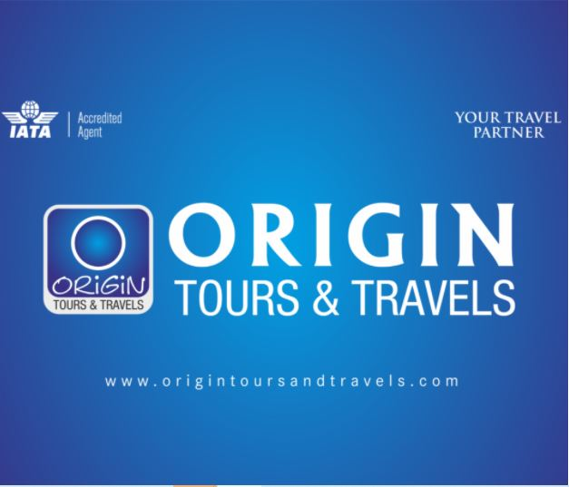 origin tours and travels logo